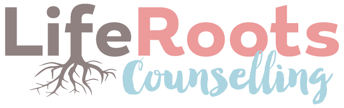 liferoots counselling edmonton psychologist logo